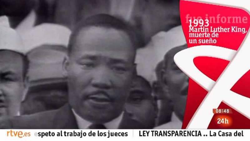 Fue Informe - Martin Luther King, la muerte de un sueño  - Ver ahora