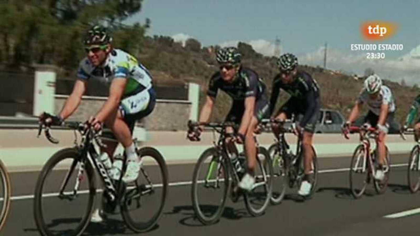 Ciclismo - Vuelta a La Rioja. Resumen - ver ahora