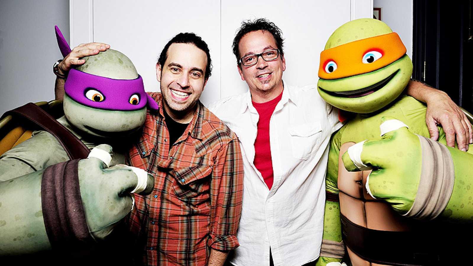 Tráiler de la nueva serie de 'Las Tortugas Ninja'