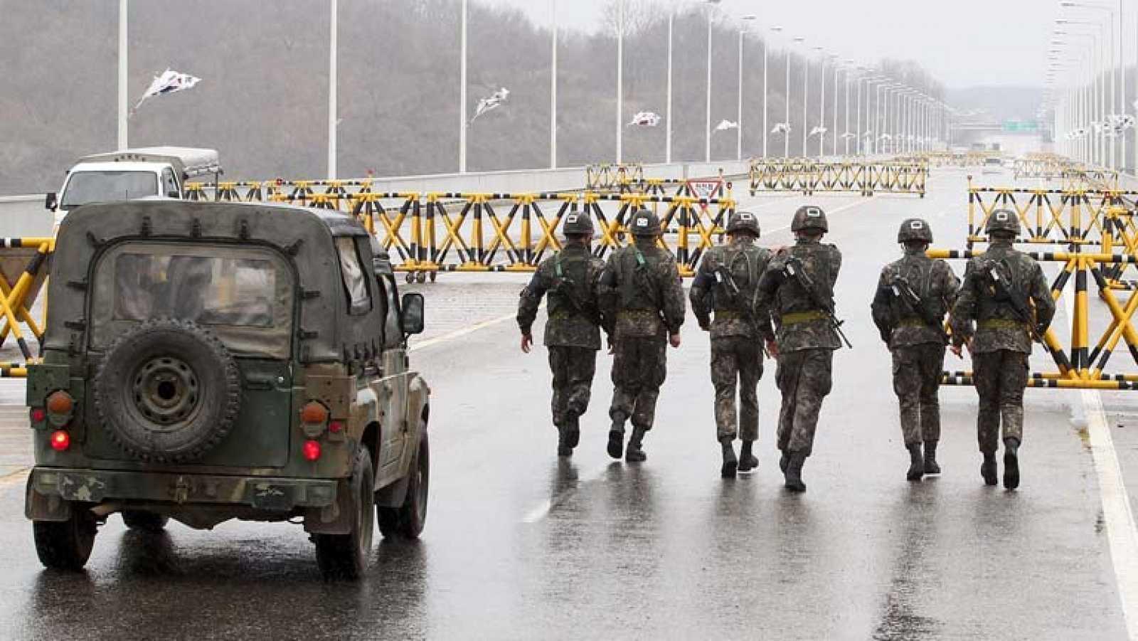 La UE considera limitado el riesgo de un conflicto armado en Corea