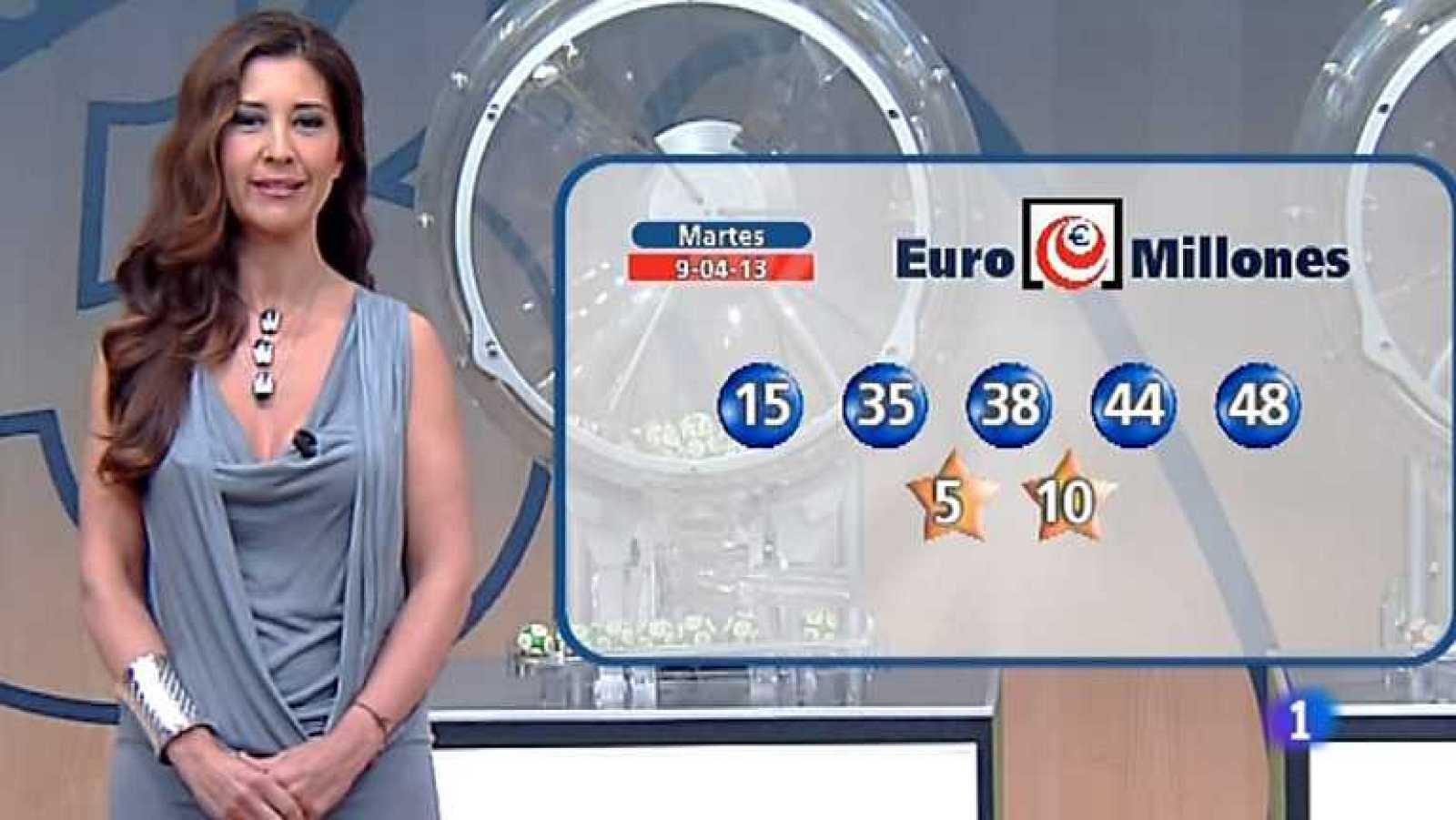 Bonoloto + Euromillones - 09/04/13 - Ver ahora