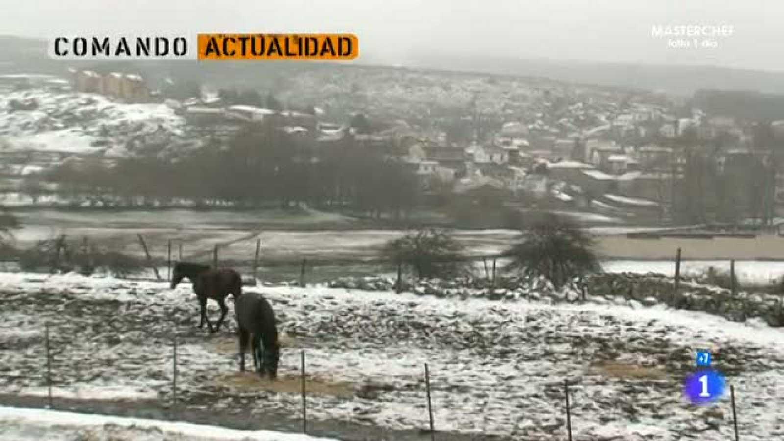 Comando Actualidad - De 1 a 5 estrellas - Turismo rural