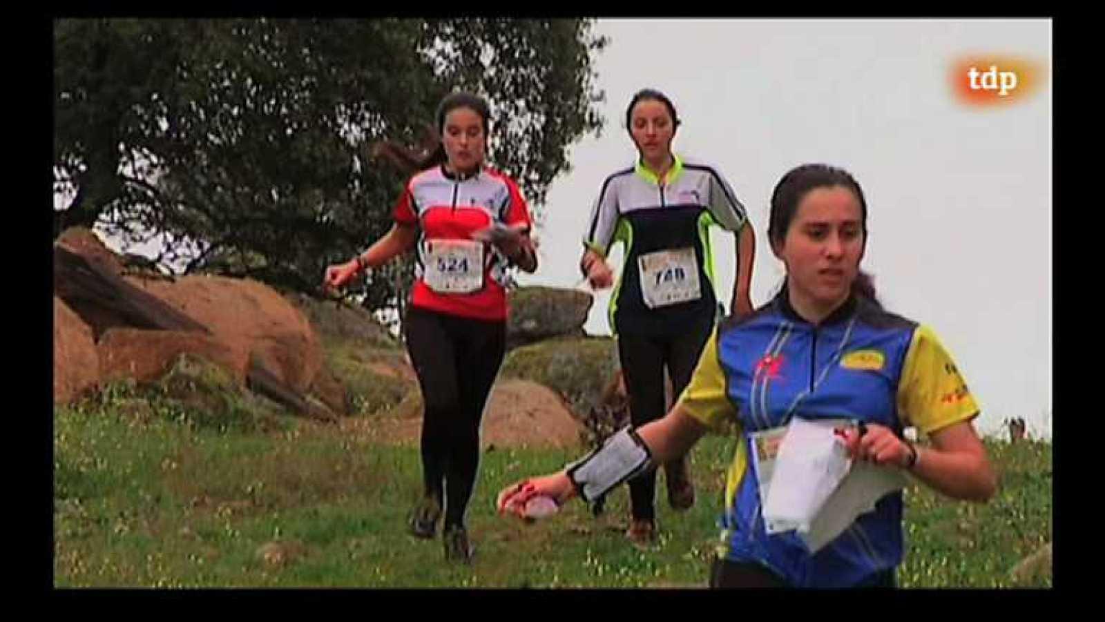 Atletismo. Carreras de orientación. Campeonato de España. Prueba Navalcan (Toledo) - Ver ahora