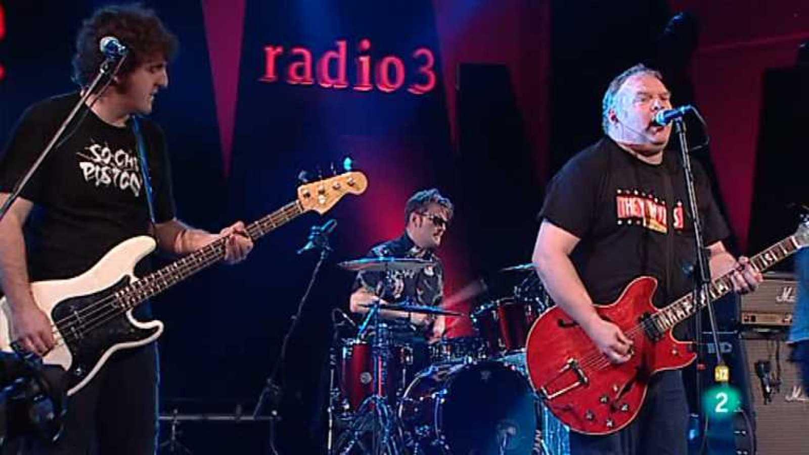 Los conciertos de Radio 3 - The Yum Yums - Ver ahora