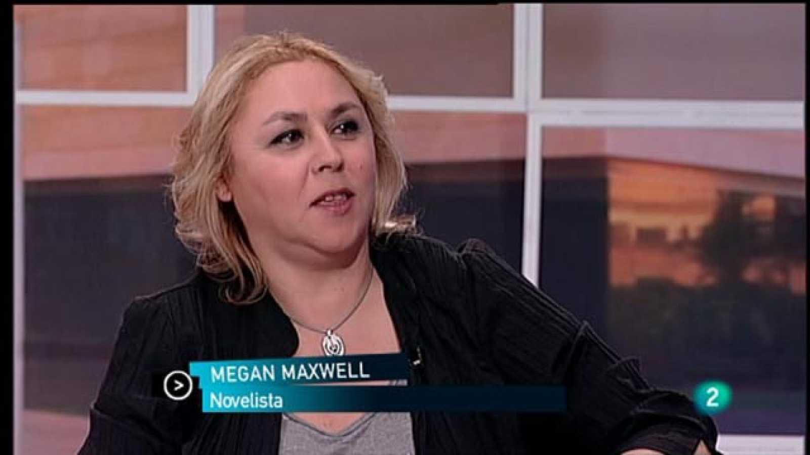 Para Todos La 2 - Entrevista: Megan Maxwell, literatura erótica