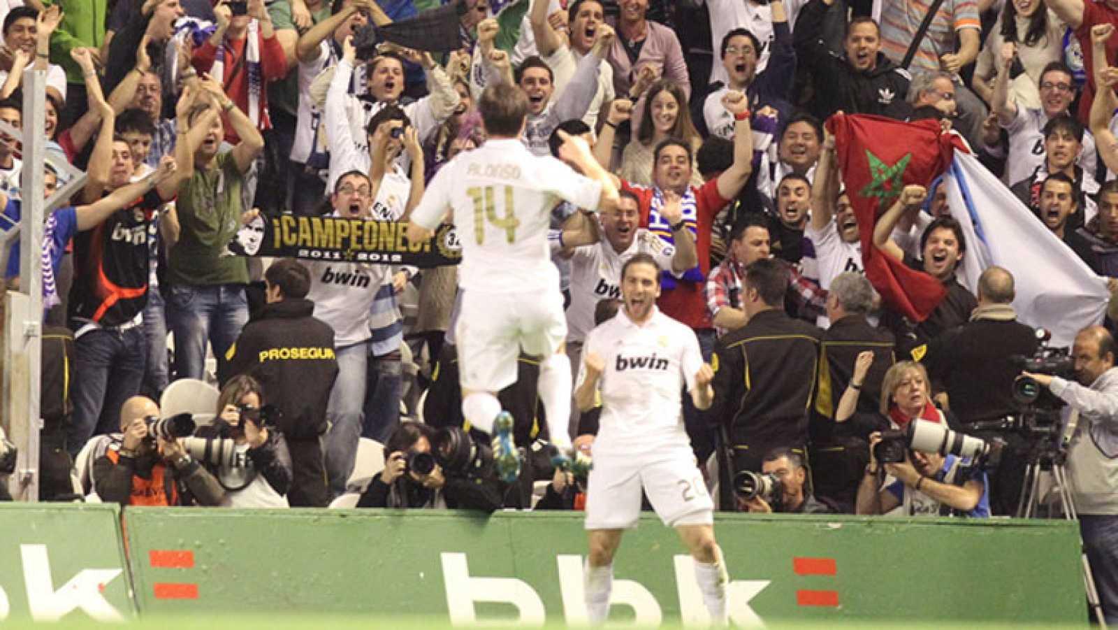 El Madrid rota pensando en la Champions