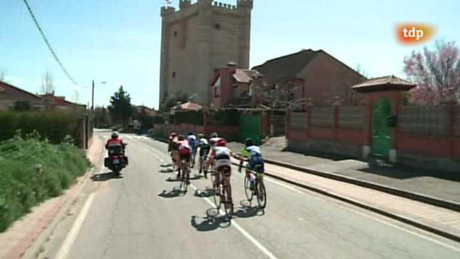 Ciclismo - Vuelta Castilla-León. Resumen 2ª etapa - ver ahora
