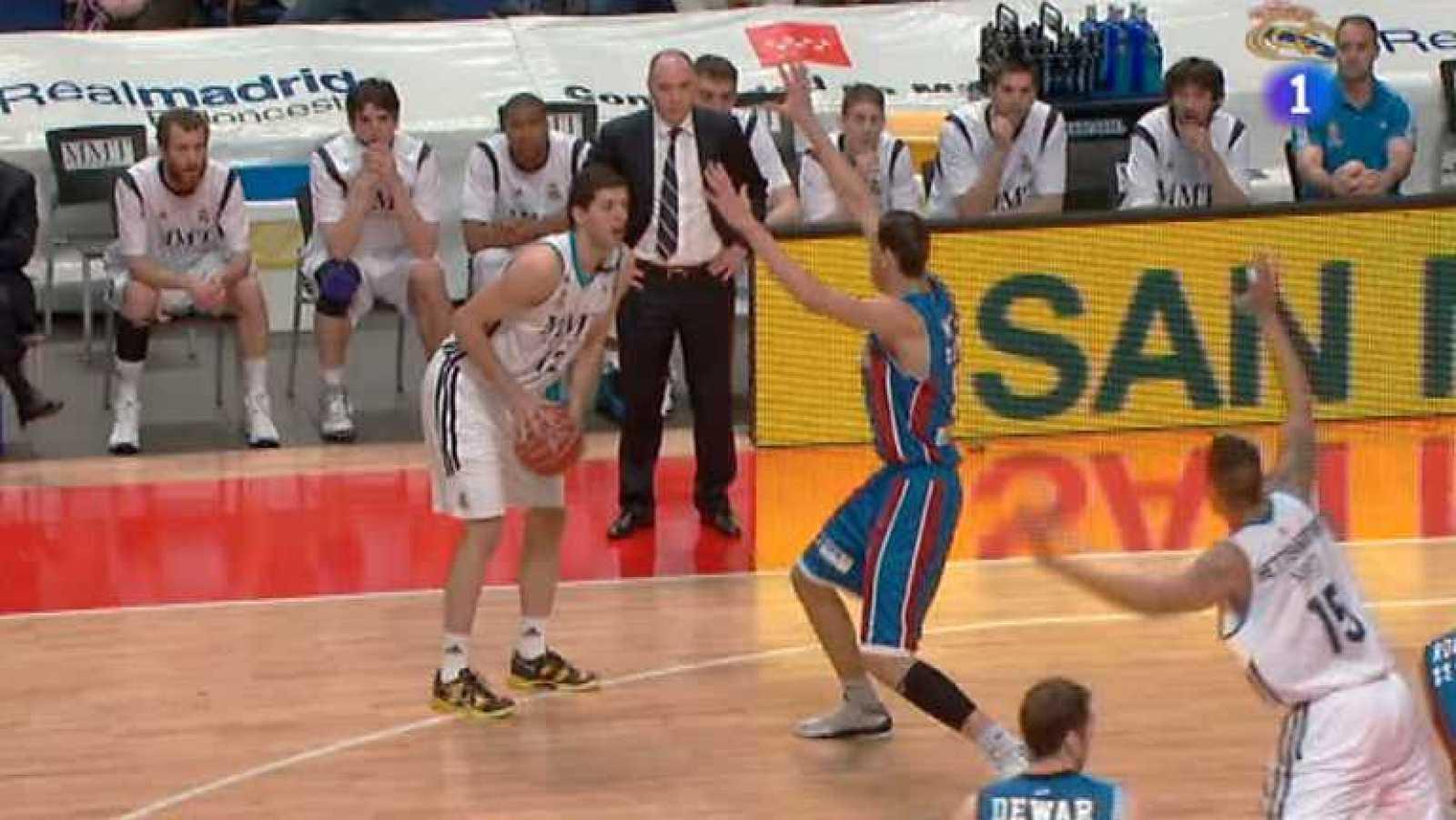 Baloncesto - Liga Endesa - Real Madrid-Blusens Monbus - ver ahora