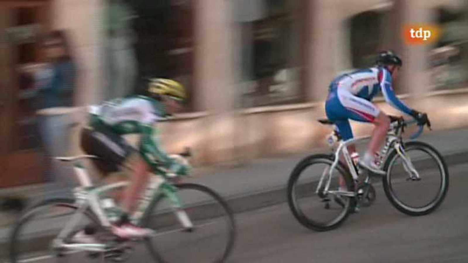 Ciclismo - Vuelta Castilla-León. Resumen 3ª etapa - ver ahora