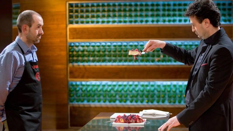 MasterChef - Tarta de queso al estilo Cerezo, la más fea de España