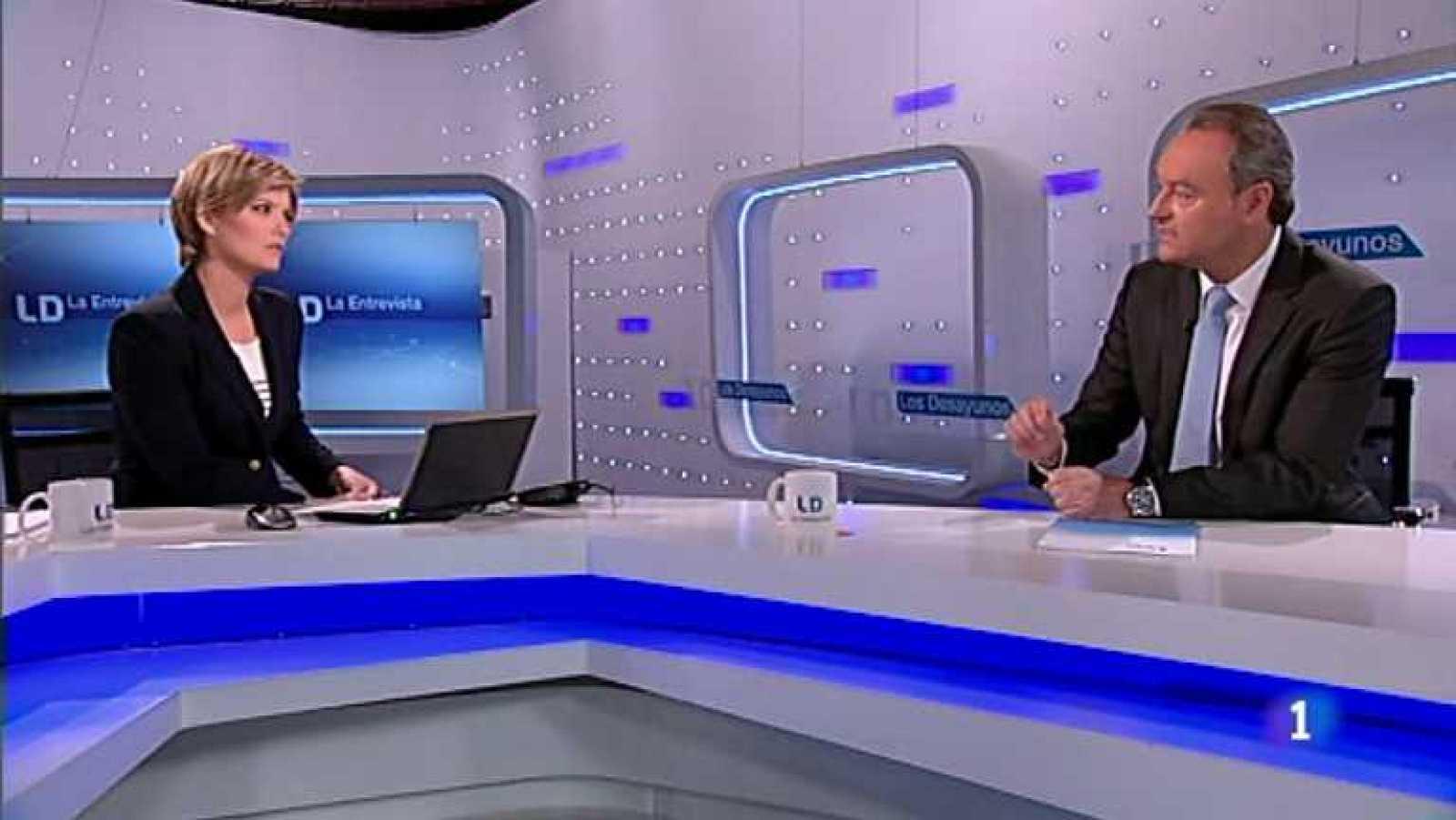 L'Informatiu - Comunitat Valenciana 2 - 17/04/13 - Ver ahora