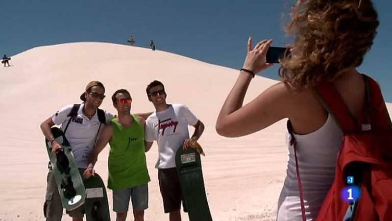 Españoles en el mundo - Perth - ver ahora