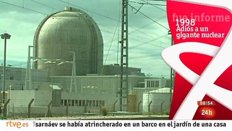 Fue Informe - Adiós a un gigante nuclear - Ver ahora