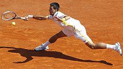 Djokovic acaba con la racha de Nadal en Montecarlo