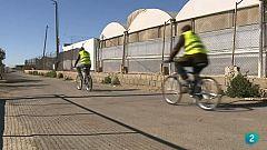 Babel en TVE -  Las bicicletas son para el trabajo
