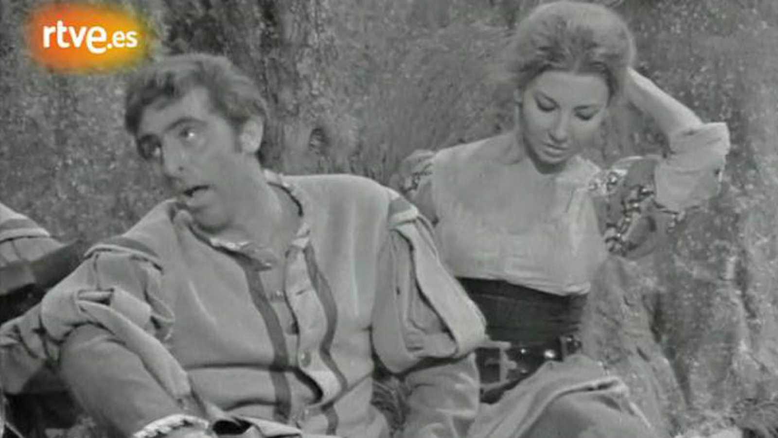 Comienzo de 'El alcalde de Zalamea' (1968)