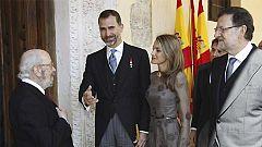 Especial informativo - Entrega del Premio Cervantes 2012