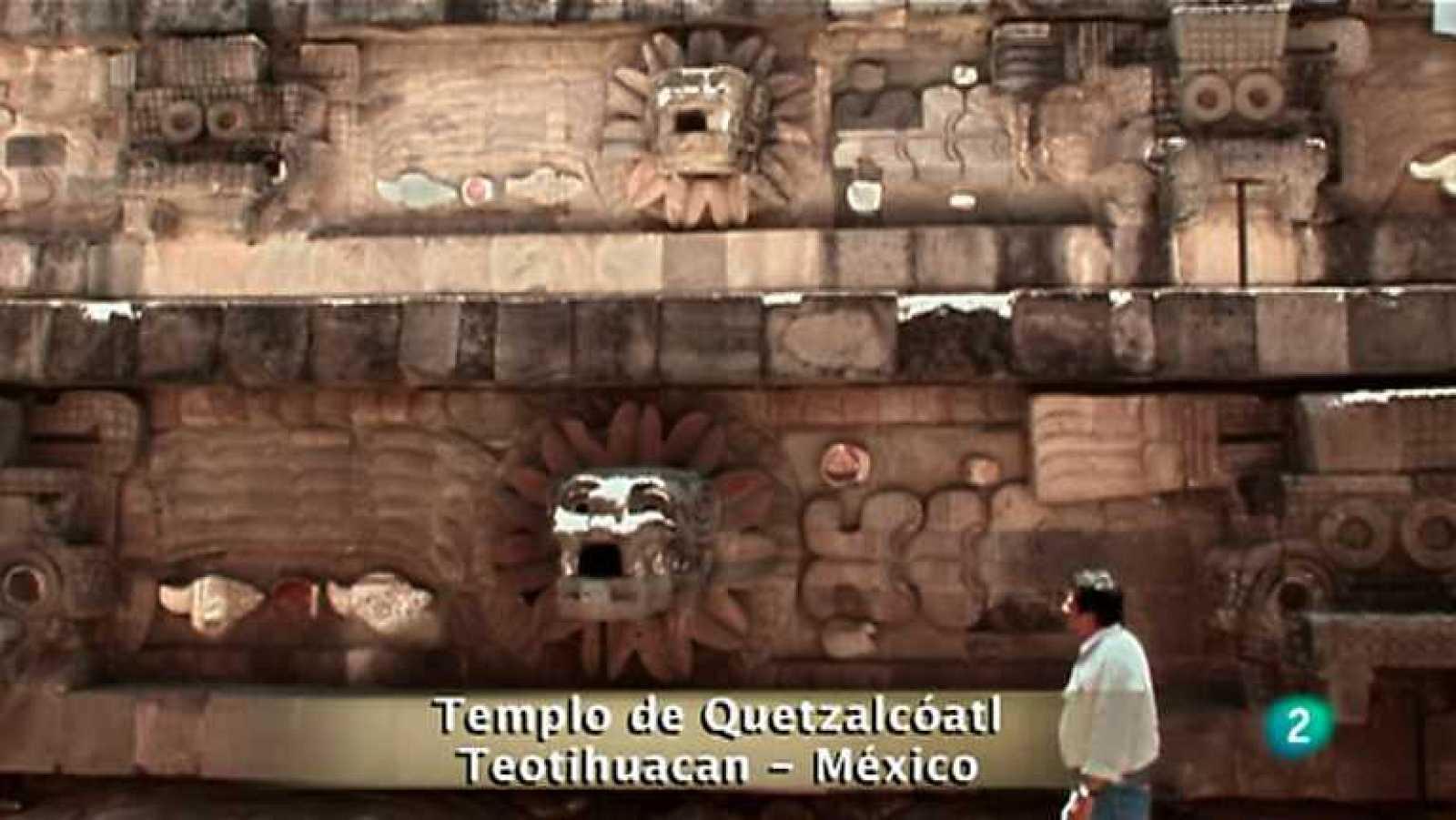 Historia de América Latina - Culturas del México Antiguo - Ver ahora