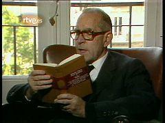 Arxiu TVE Catalunya - Crear i viure - Poetes ara: Salvador Espriu