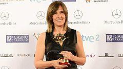 Ana Blanco recoge el premio a Mejor Presentadora de Informativos