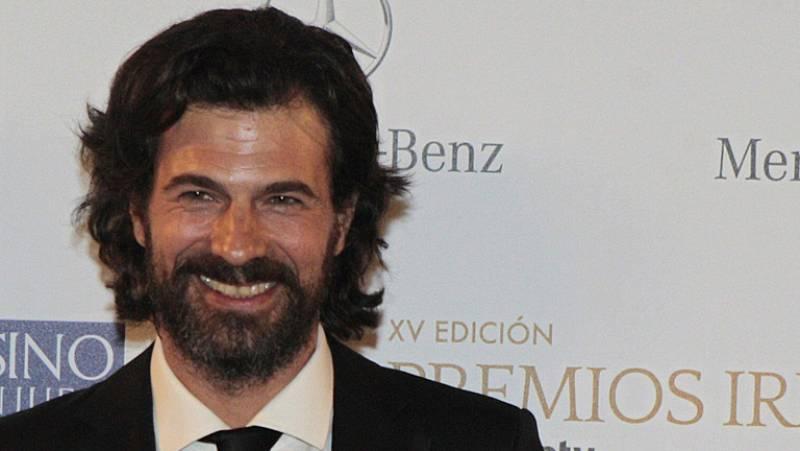 Rodolfo Sancho, Iris al Mejor Actor