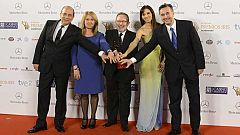 Informe Semanal recoge el premio a Mejor Realización