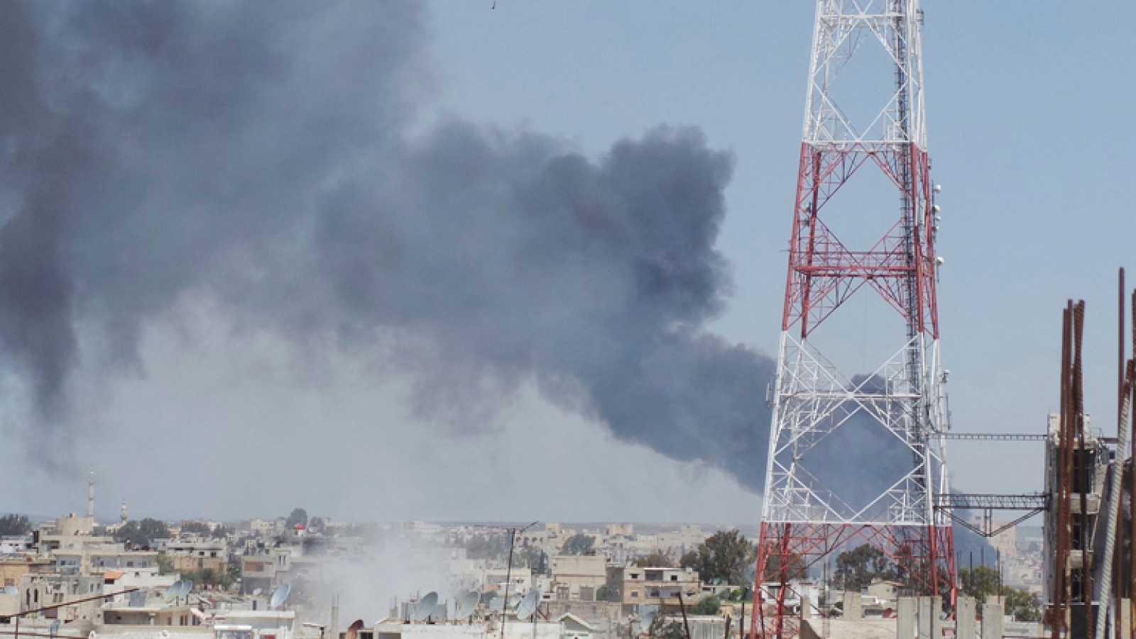 Surgen más pruebas para respaldar la teoría de que el régimen de Al Asad utilizase armas químicas