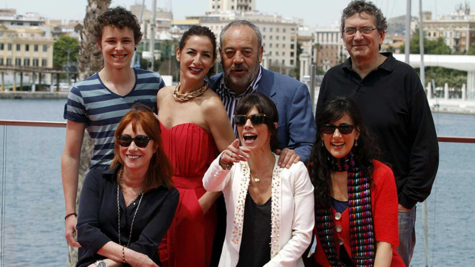 '15 años y un día' logra la Biznaga de Oro a la Mejor Película en el Festival de Málaga