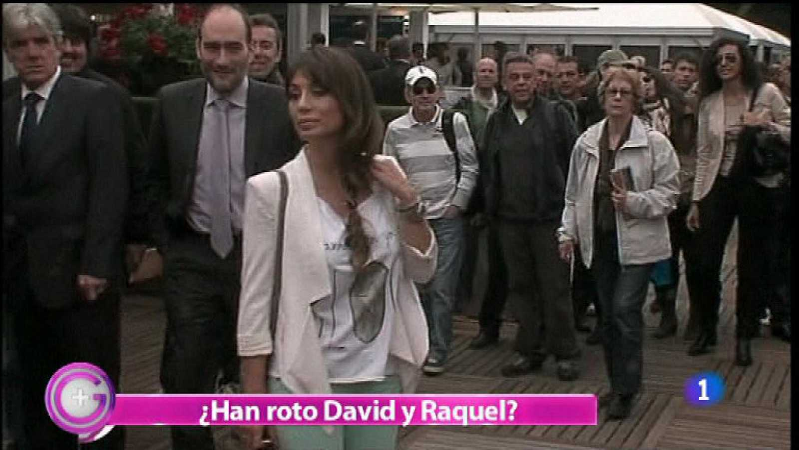 ¿Han roto David Bisbal y Raquel Jiménez ?