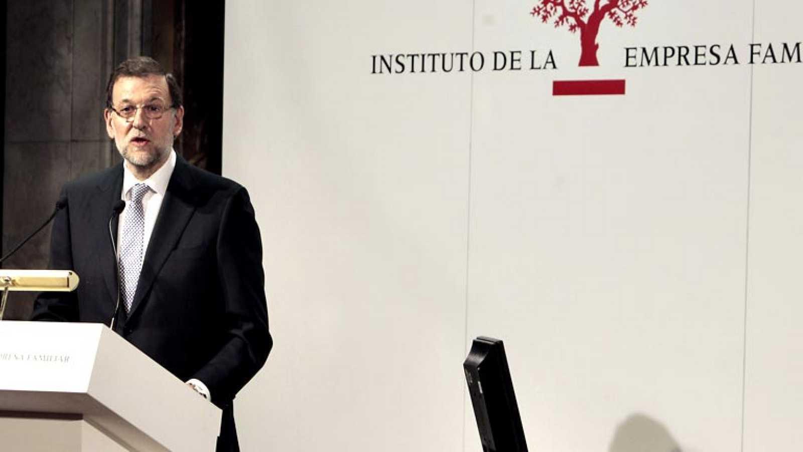"""Rajoy, sobre las reformas: """"Lo importante ahora es no perder el rumbo ni bajar la intensidad"""""""