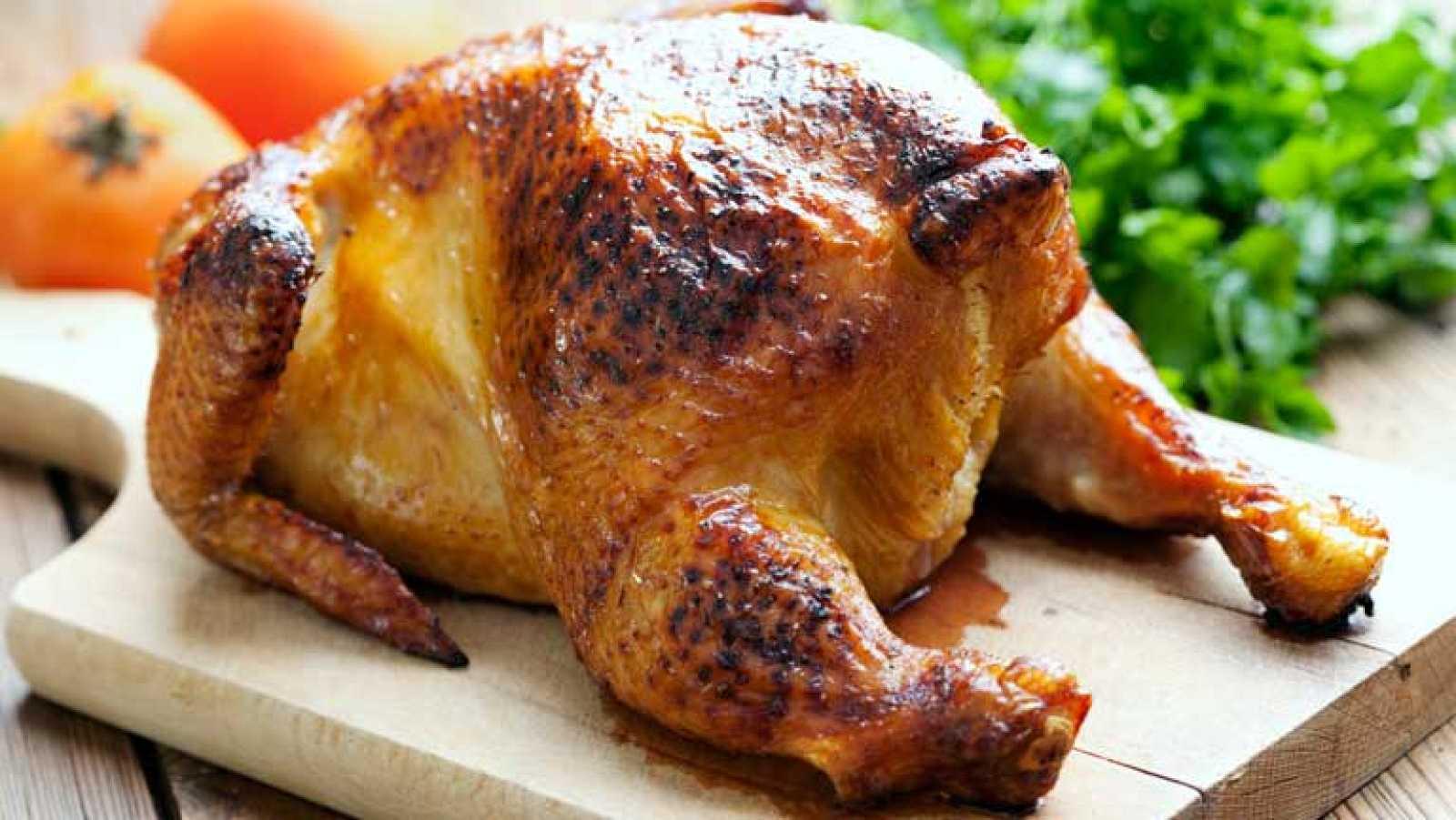 Cocina con Sergio - No me sale - Pollo asado