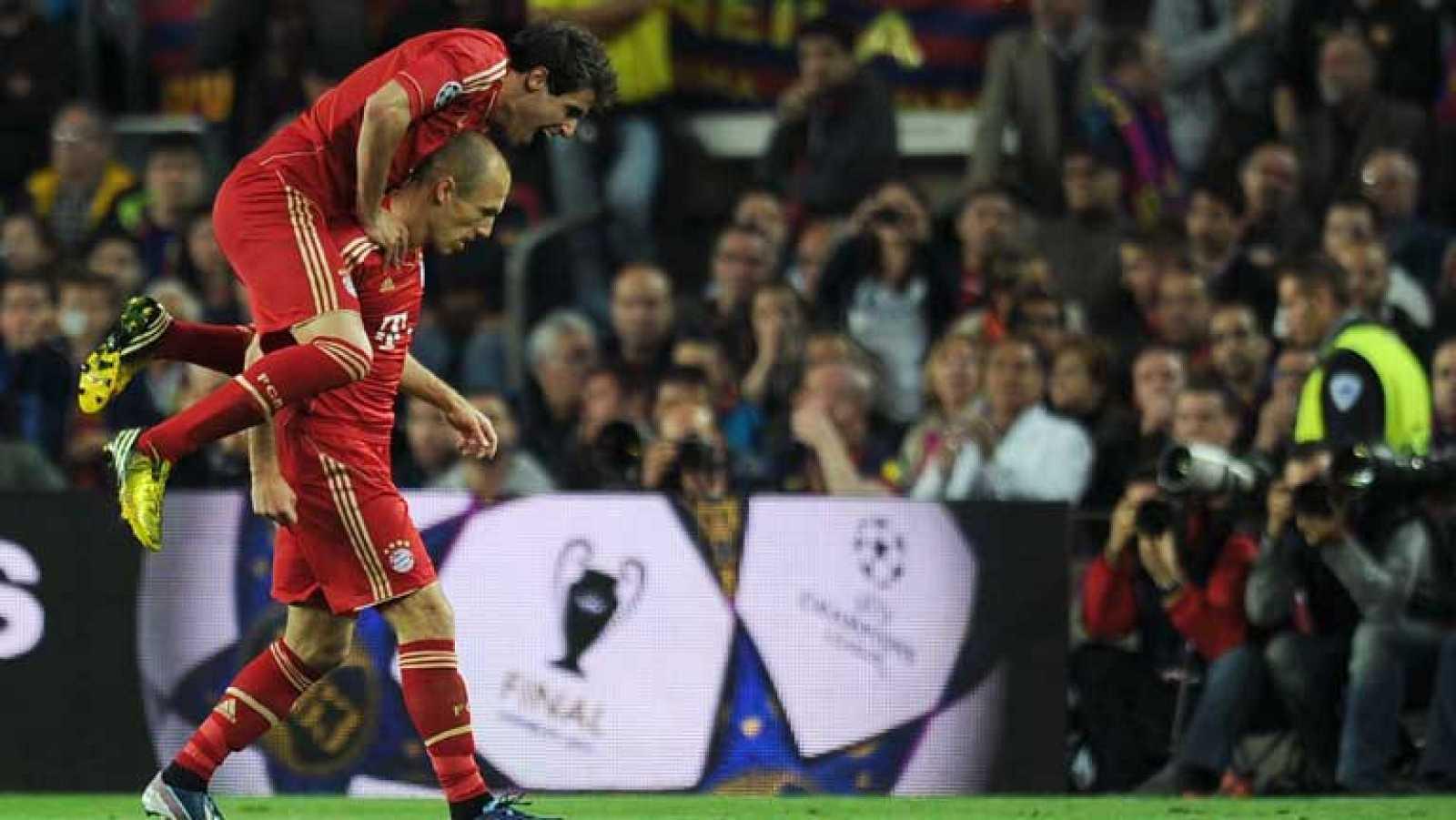 Champions Barcelona 0 3 Bayern De Munich El Barca Sucumbe Ante Un Bayern Mayusculo Rtve Es