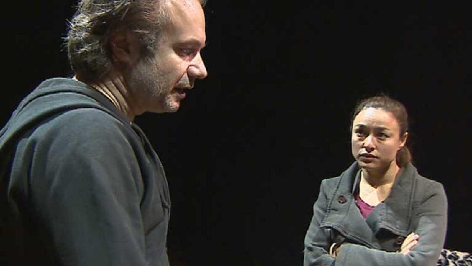 Tristán Ulloa estrena en teatro la obra 'En Construcción'