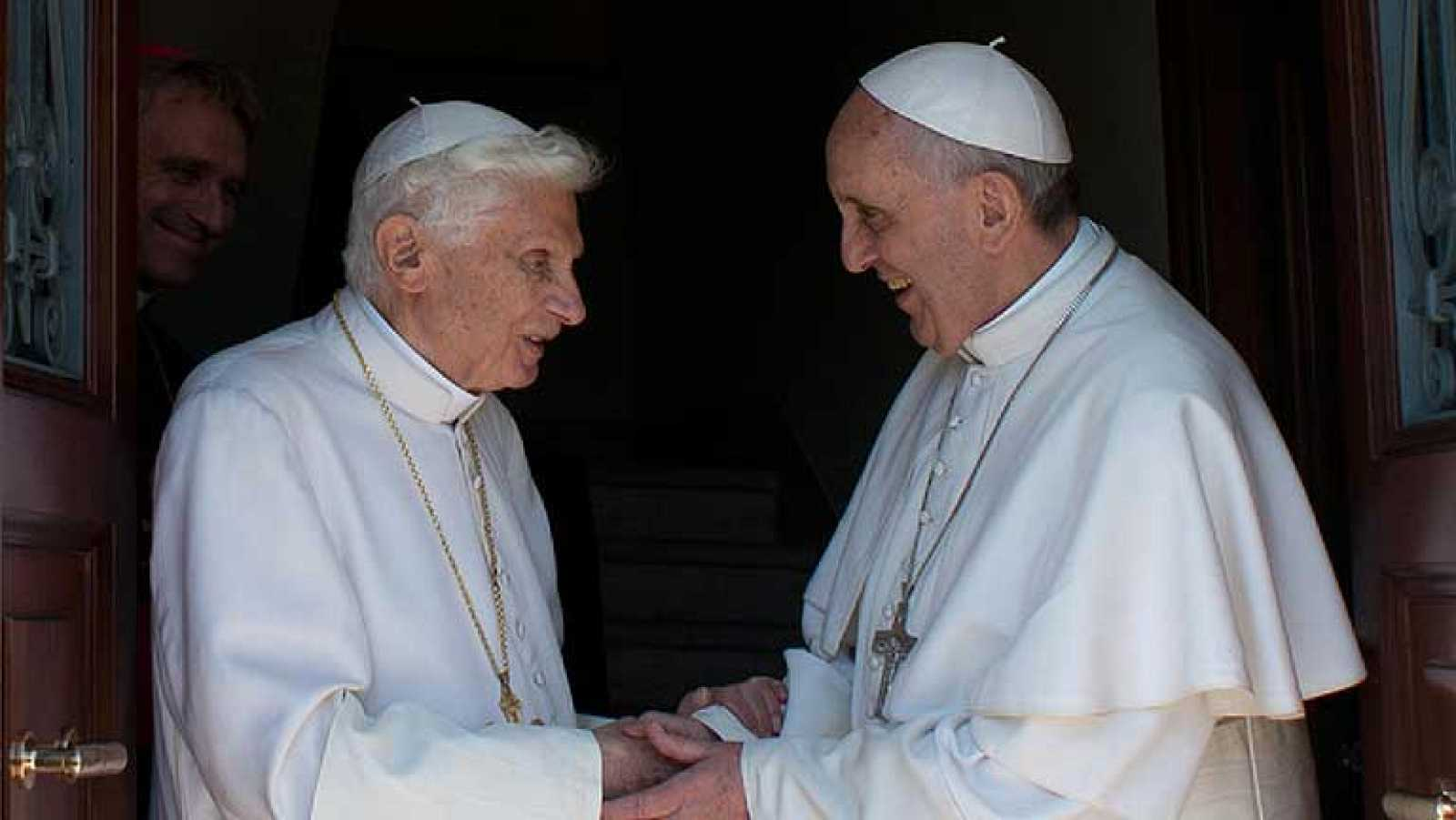 Francisco y Ratzinger