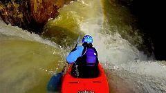 El kayak y los rápidos, una experiencia en primera persona