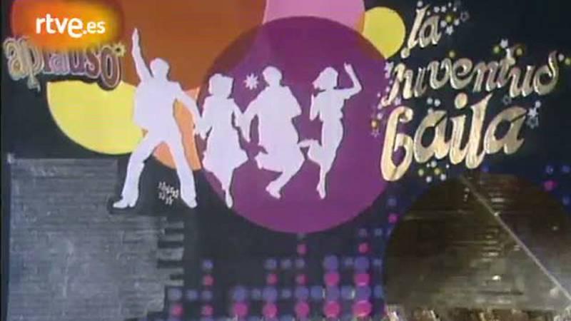 La juventud baila en 'Aplauso' (1978)
