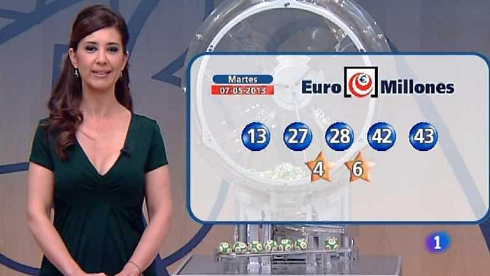 Bonoloto + Euromillones - 07/05/13 - Ver ahora