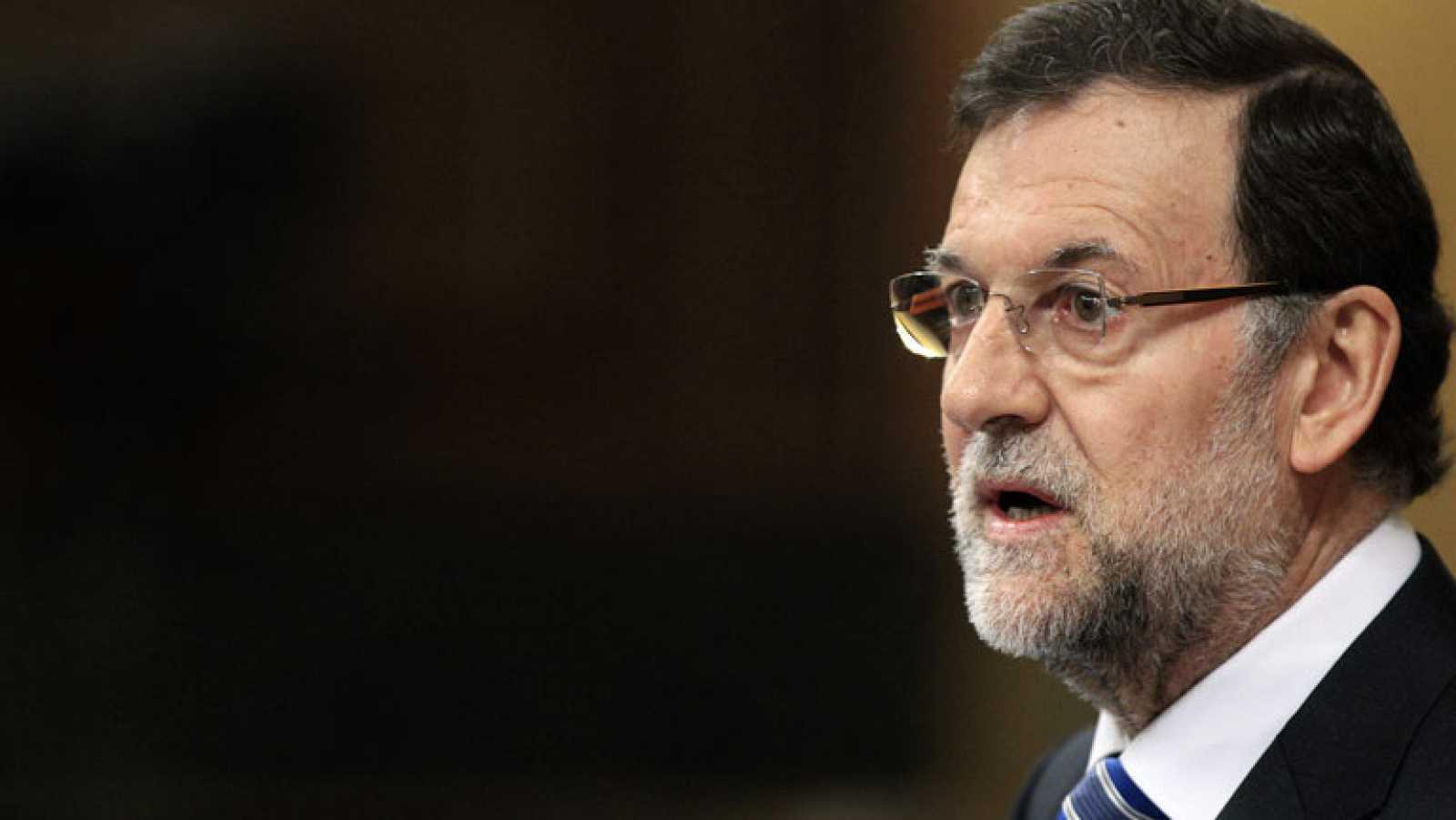 """Rajoy: """"Sin la aligeración del déficit, la situación de los españoles habría sido insoportable"""""""