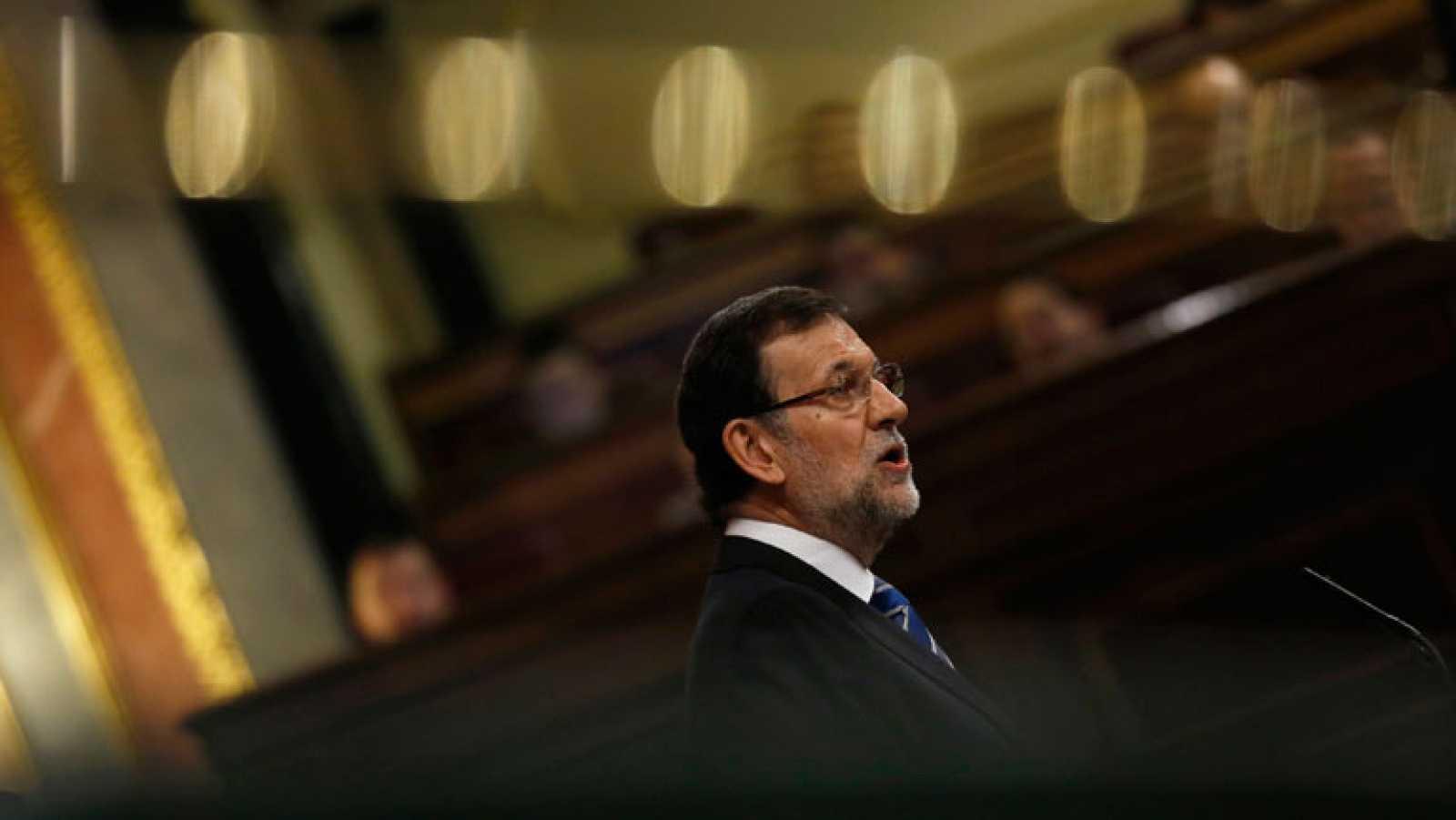"""Rajoy: """"Hemos avanzado muchísimo en poco tiempo y hemos dejado atrás lo peor"""""""
