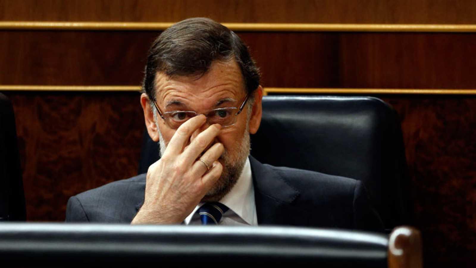 Rajoy afirma que España no necesita más financiación exterior