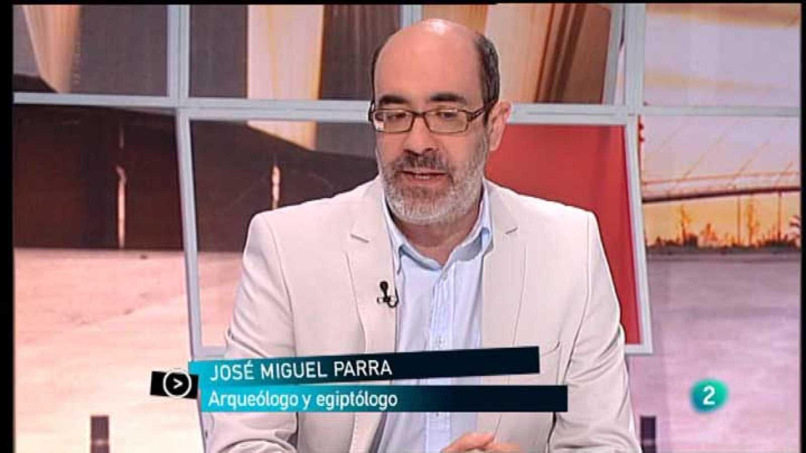 Para Todos La 2 - Entrevista:  José Miguel Parra, antiguo Egipto