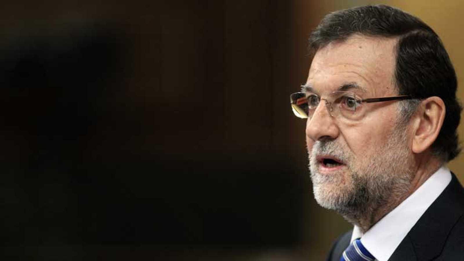 Rajoy reconoce que aun queda camino para salir de la crisis