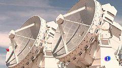 El telescopio ALMA busca desde Atacama los orígenes del Cosmos