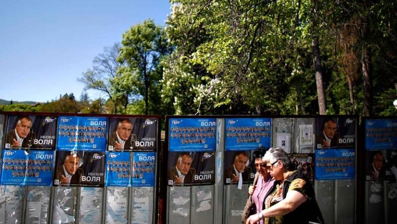 Los conservadores de Borisov, favoritos en las elecciones anticipadas que celebra Bulgaria