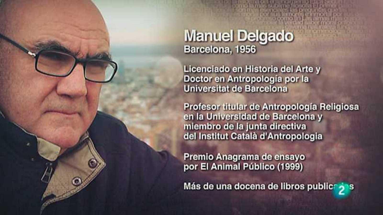 Pienso, luego existo - Manuel Delgado - Ver ahora