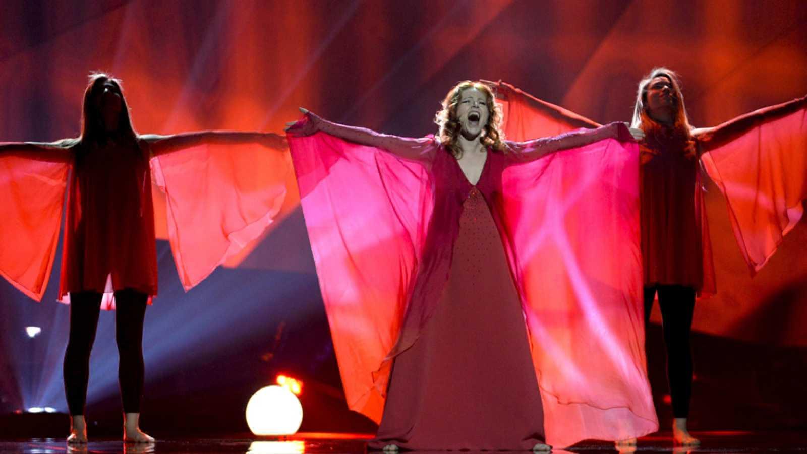 Segunda semifinal Eurovisión 2013 - San Marino