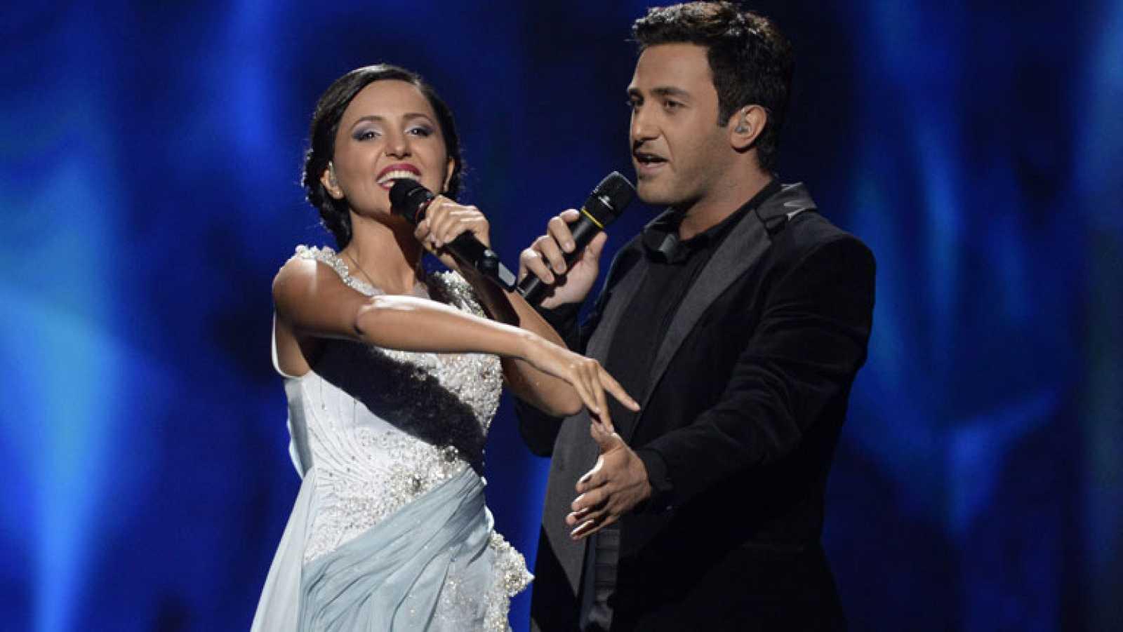 Segunda semifinal de Eurovisión - Georgia