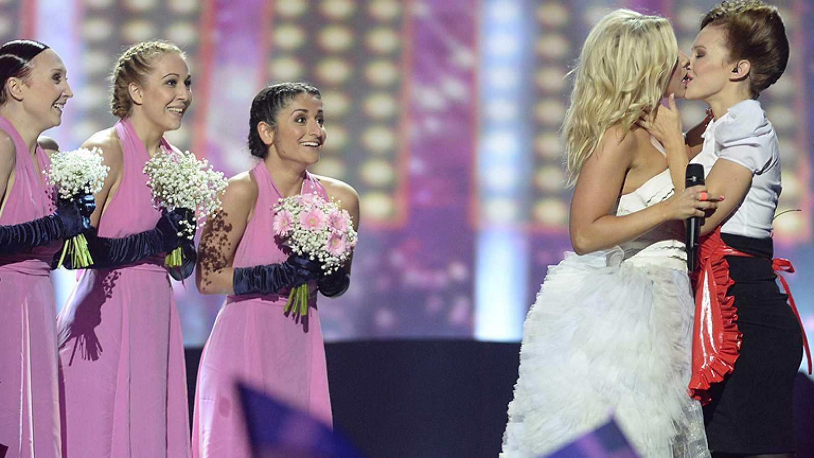 Festival de Eurovisión 2013 - Semifinal - Ver ahora