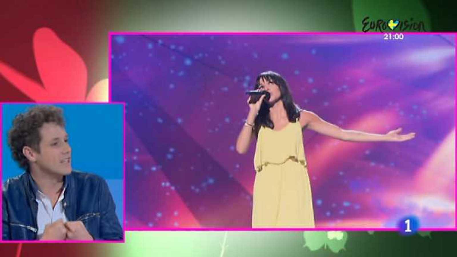 ESDM: Destino Eurovisión (1) - Ver ahora