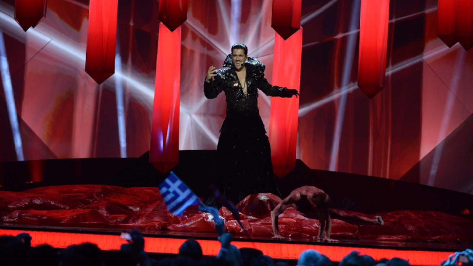 Final de Eurovisión 2013 - Rumania